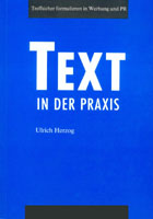 Text in der Praxis